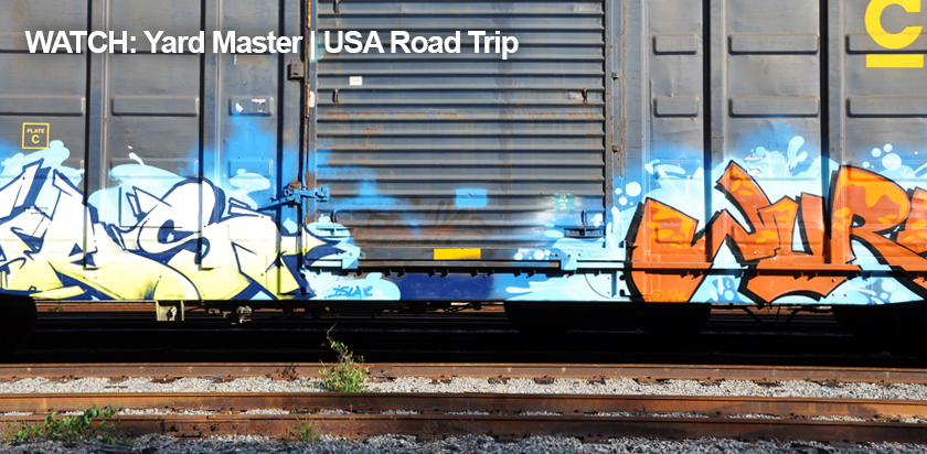 WATCH: Yard Master | USA Road Trip