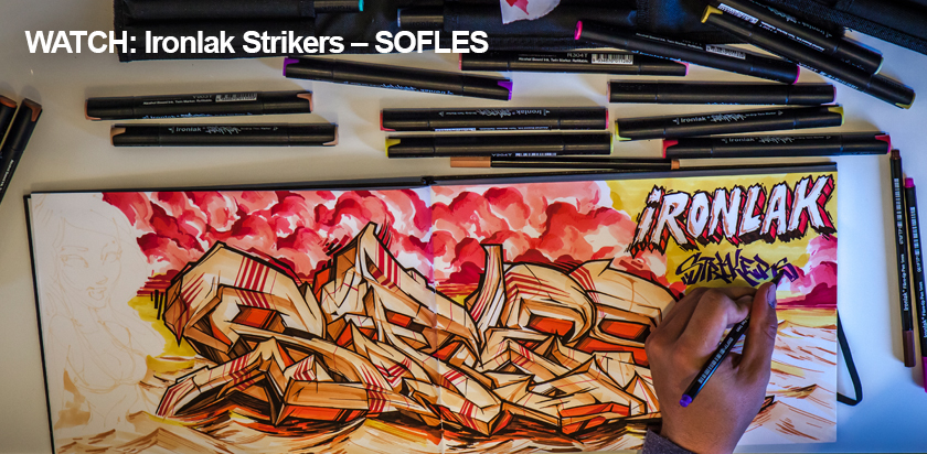 Ironlak Strikers – SOFLES