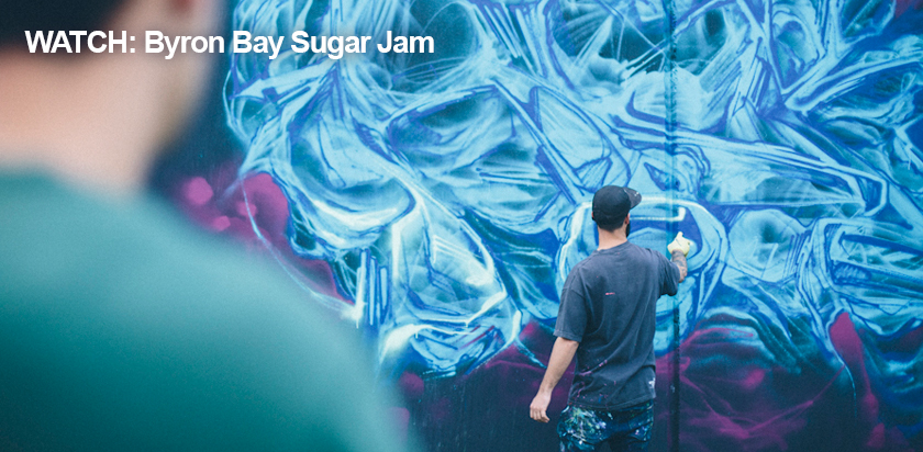 Watch: Byron Bay Sugar Jam