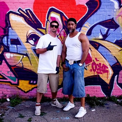 Askew, Kool Herc, graffiti, Ironlak