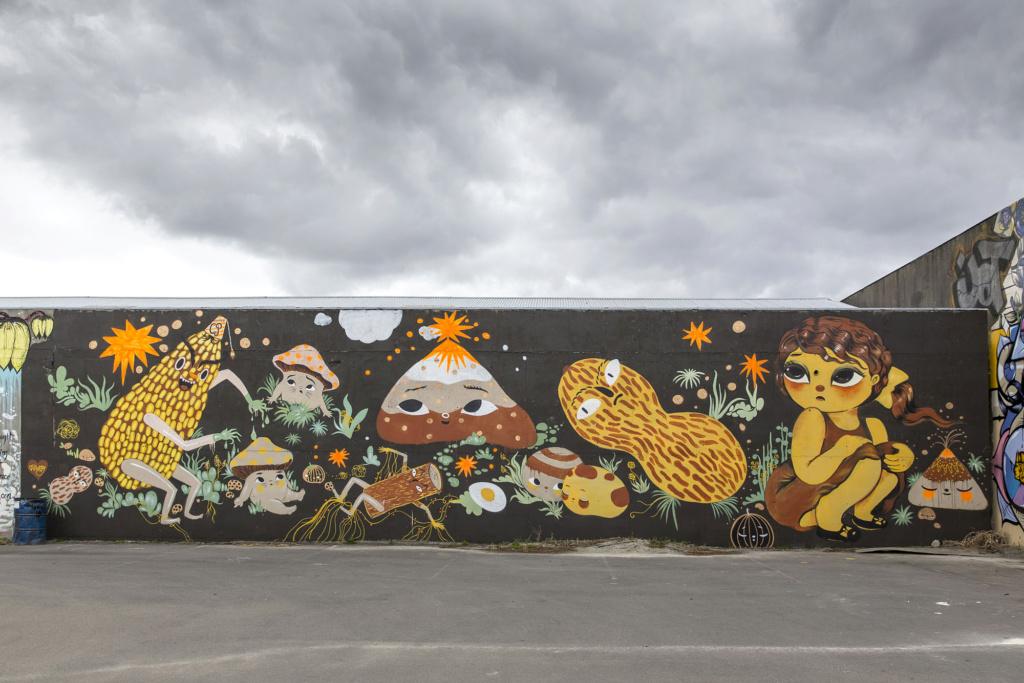 ASKEW, BERST, LUKE SHIRLAW, New Zealand, graffiti, Ironlak
