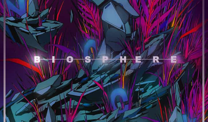 BIOSPHERE - A recent collection of works from visual artist KNOCK