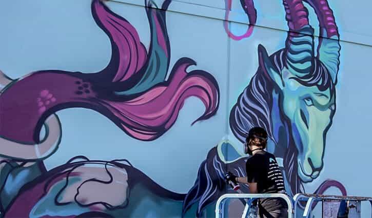 Wonderwalls Mural Festival Port Adelaide 2019