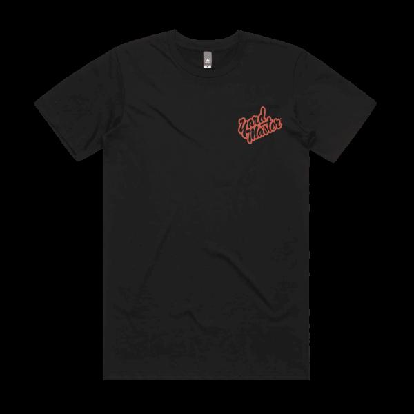 Yard Master Classics Terracotta T-Shirt Black