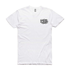 Ironlak A Writer Knows T-Shirt White