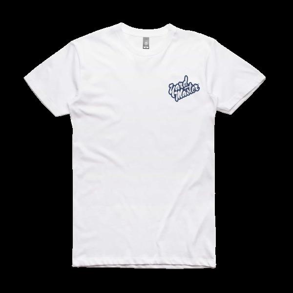 Yard Master Classics OG Logo T-Shirt White