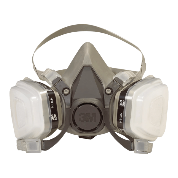 3M Paint Project (Half Face) Respirator, 6211PA1-A-NA