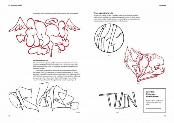 Graffiti School A Student Guide with Teachers Manual