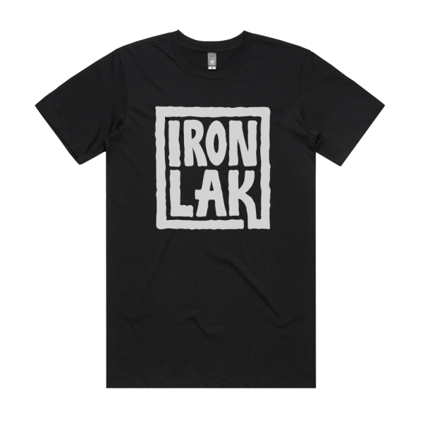 Ironlak Sauce Appliance White T-Shirt Black