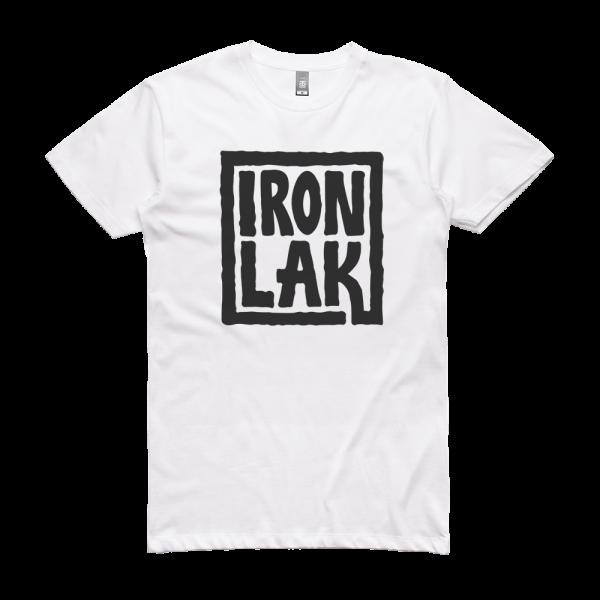 Ironlak Sauce Logo Roarke T-Shirt White