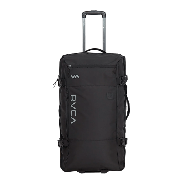 RVCA Eastern Large Roller Travel Bag Black