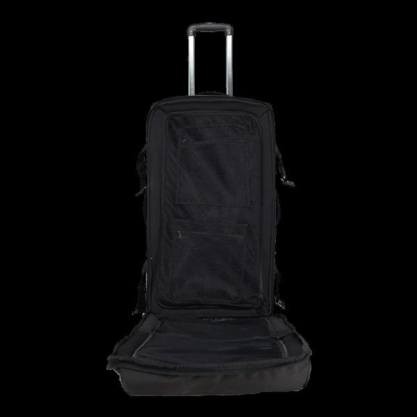 RVCA Eastern Large Roller Travel Bag Black