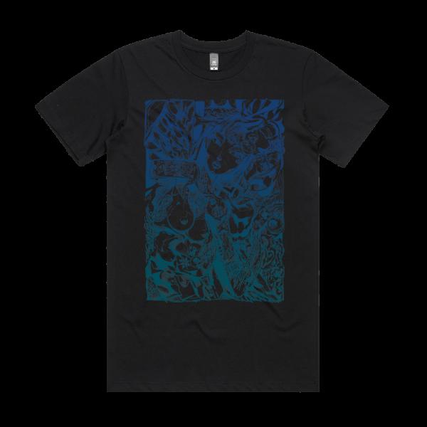 Sofles Girls Girls Girls II Pacific Neverland T-Shirt Black