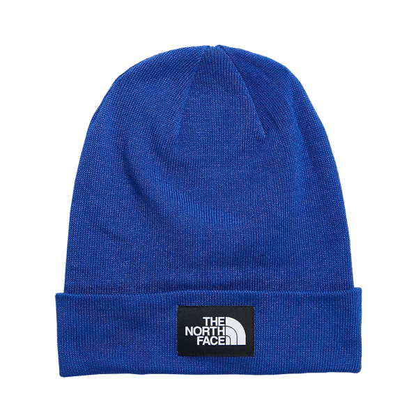 THE NORTH FACE Dock Worker Recycled Beanie TNF Blue