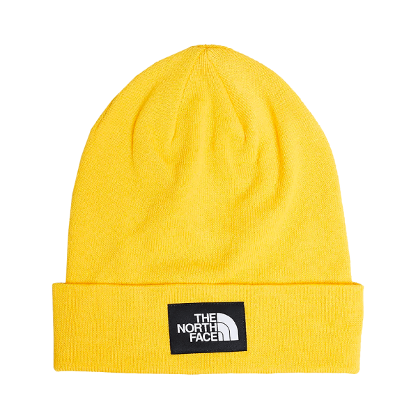 THE NORTH FACE Dock Worker Recycled Beanie TNF Yellow