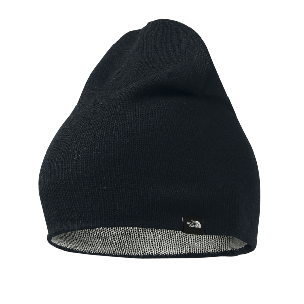 THE NORTH FACE Marino Reversible Beanie 01 Black