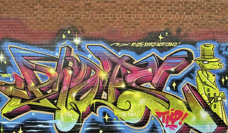 TMDEES in NYC – Marathon Miles and Graffiti Styles