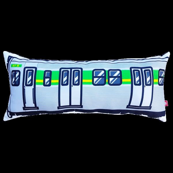 Raw Inc VIC Hitachi Loco Cushion