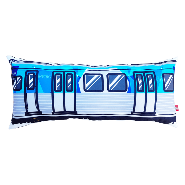 Raw Inc VIC Metro Loco Cushion