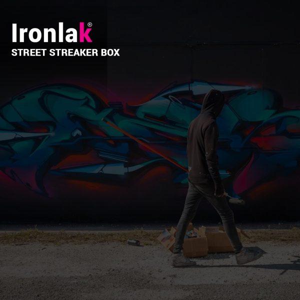 Ironlak Street Streaker Box