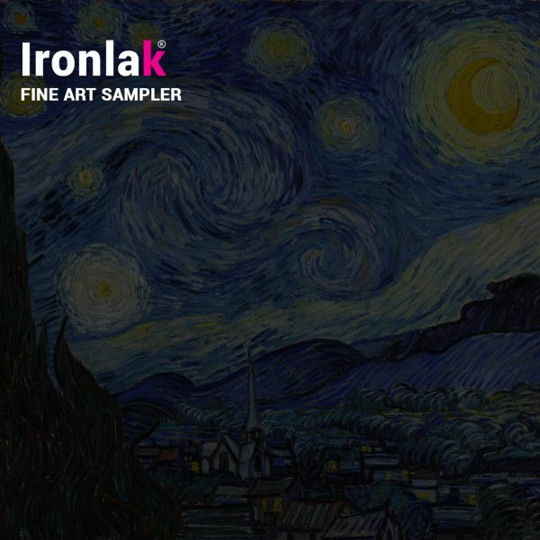 Ironlak Fine Art Sampler 2021
