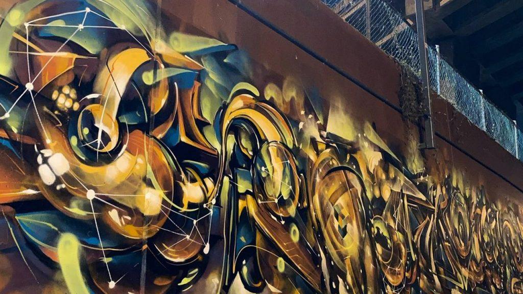 Sofles Spillway Video for Brisbane Street Art Festival BSAF 2021