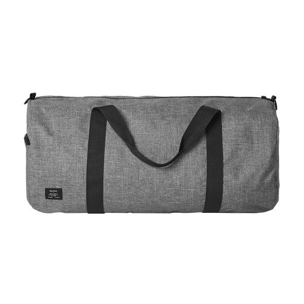 AS Colour Area Contrast Duffel Bag Stone Grey : Black