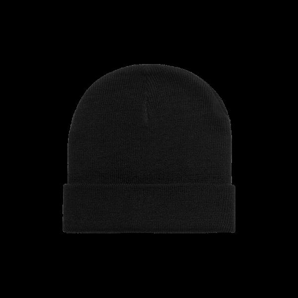 AS Colour Cuff Beanie - Black