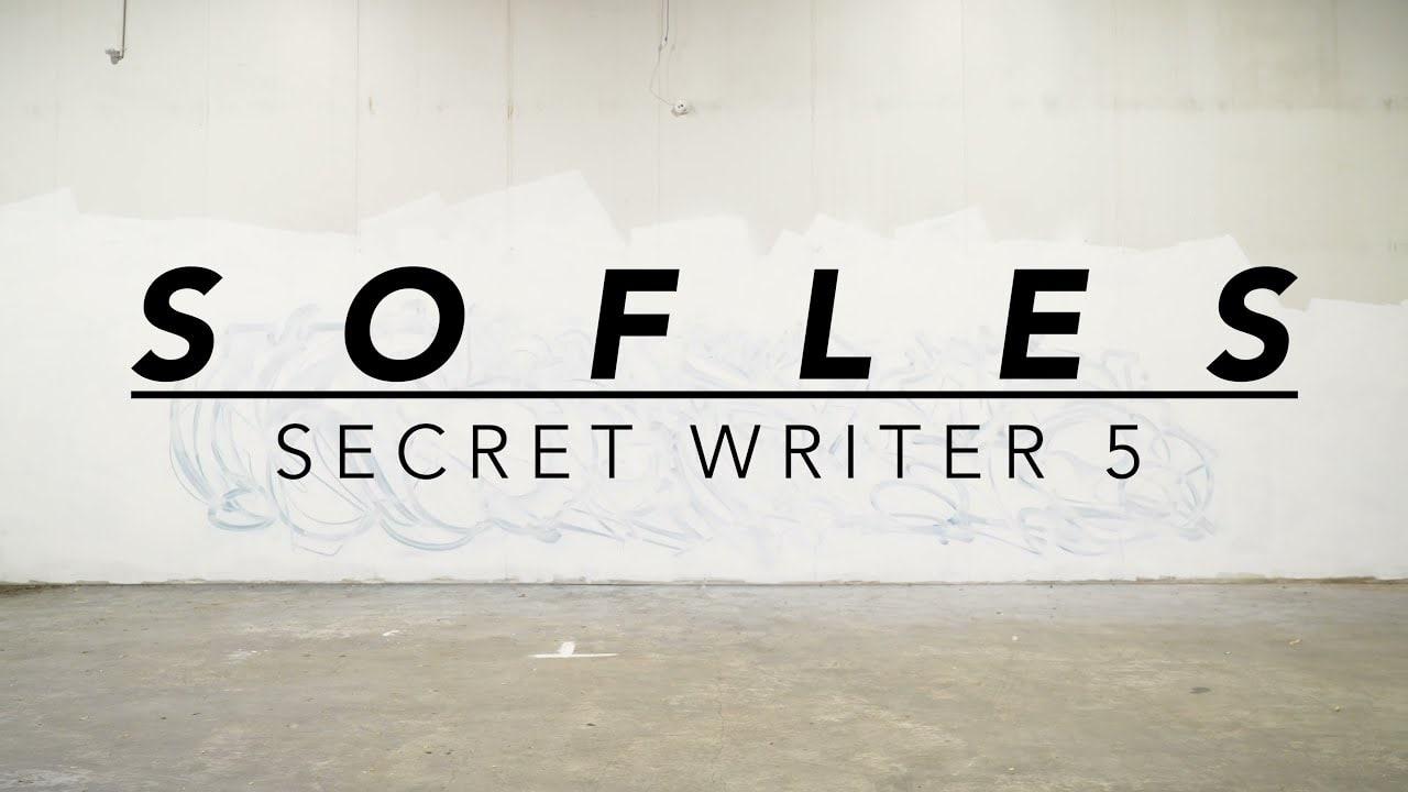 WATCH Sofles Secret Writer 5