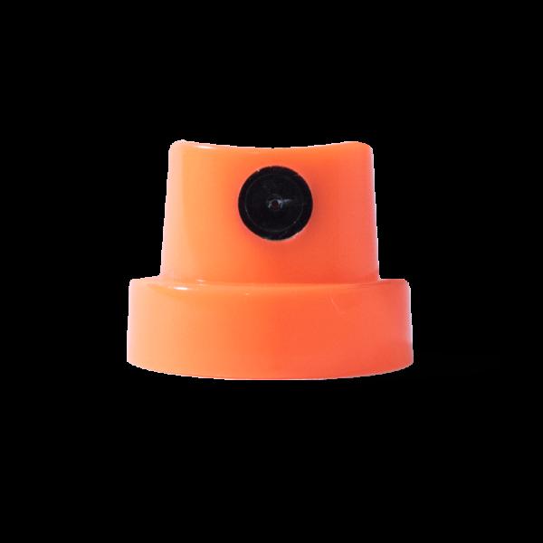 Orange Astro Fat Wide Line Spray Paint Cap Nozzles